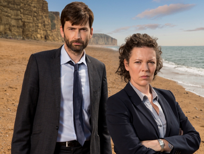 KUDOS FILM AND TELEVISION PRESENTSBROADCHURCH SERIES 2Images
