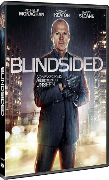Blindsided DVD 3D