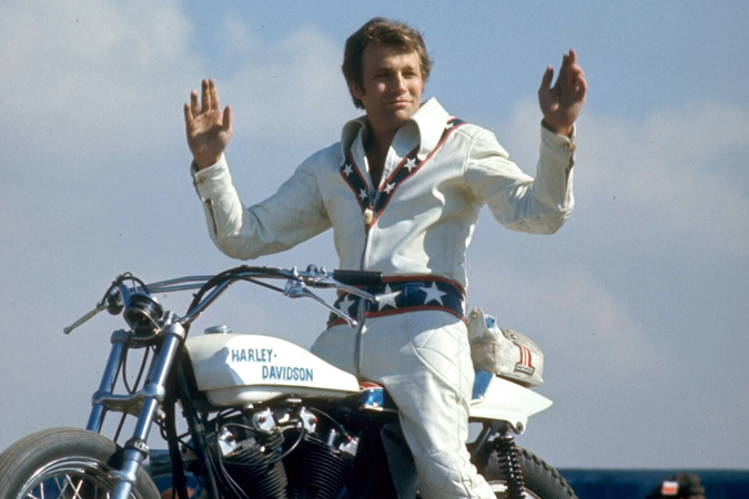 Evel Knievel S Harley Davidson Xl1000 Up For Auction: I AM EVEL KNIEVEL Comes To VOD, DVD & Blu-ray June 30