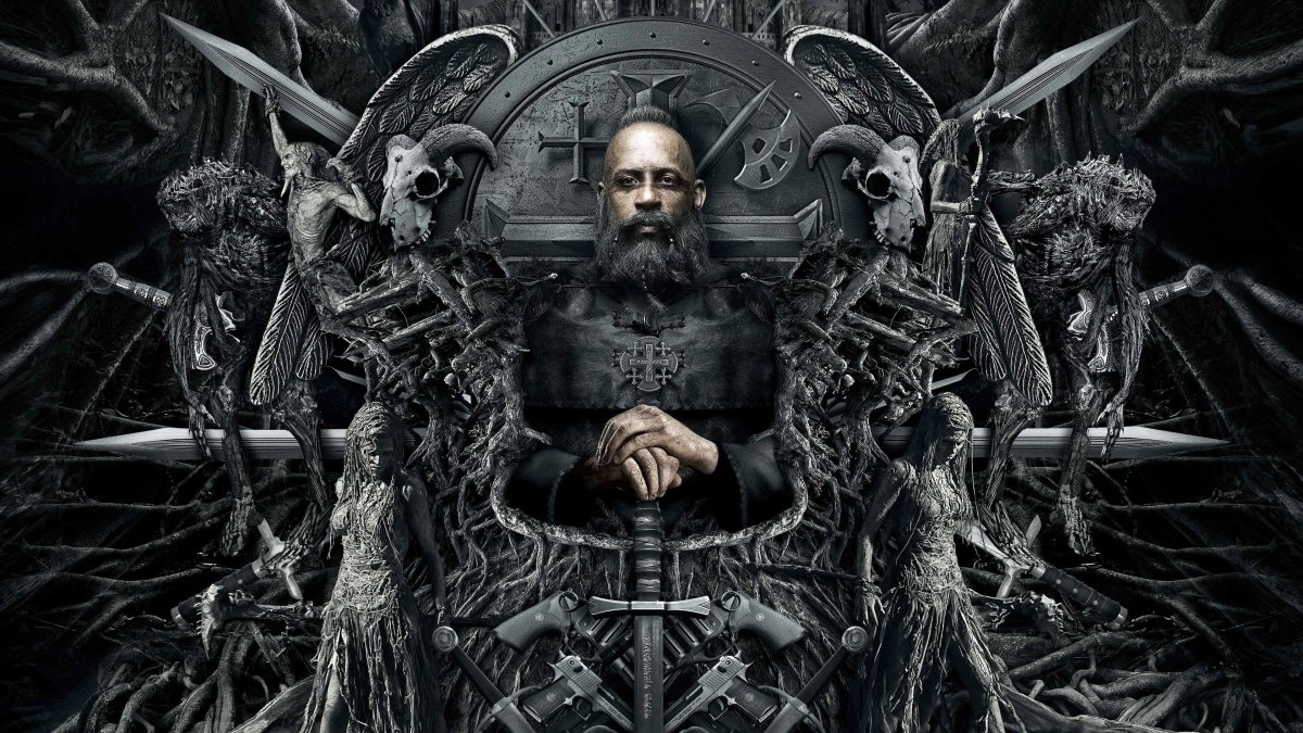 Vin Diesel is THE LAST WITCH HUNTER arriving on DVD & Blu-ray Feb. 2