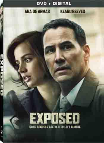 EXPOSED  DVD OCARD