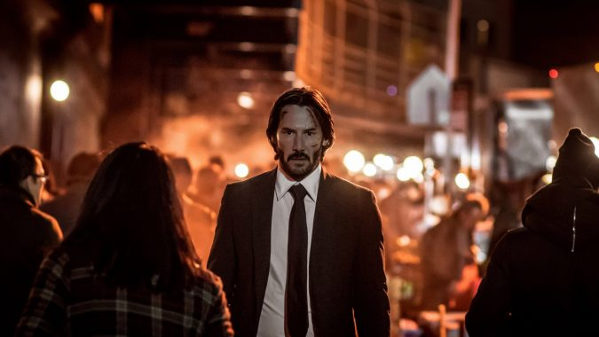 Keanu Reeves Returns As The Legendary Assassin In John Wick