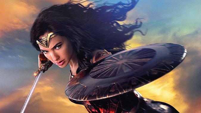 Wallpaper Wonder Woman 4k Movies 11307: Celebrate The Wonder As WONDER WOMAN Arrives On DVD, Blu