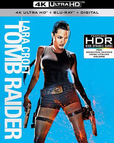 Angelina Jolie Leaps Into Higher Definition When Tomb Raider